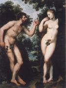 Adam and Eve, Peter Paul Rubens