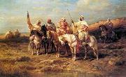 unknow artist Arab or Arabic people and life. Orientalism oil paintings  355 oil painting reproduction