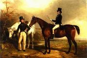 unknow artist Classical hunting fox, Equestrian and Beautiful Horses, 05. oil painting reproduction