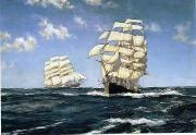 unknow artist Seascape, boats, ships and warships.75 oil painting reproduction