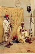 unknow artist Arab or Arabic people and life. Orientalism oil paintings  398 oil painting on canvas