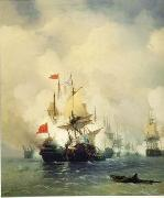 unknow artist Seascape, boats, ships and warships. 151