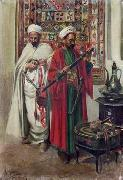 unknow artist Arab or Arabic people and life. Orientalism oil paintings  423 oil painting reproduction