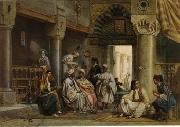 unknow artist Arab or Arabic people and life. Orientalism oil paintings  425 oil painting reproduction