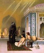 unknow artist Arab or Arabic people and life. Orientalism oil paintings  472