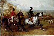 unknow artist Classical hunting fox, Equestrian and Beautiful Horses, 097. oil painting reproduction