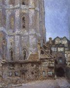Cathedral at Rouen, Claude Monet