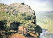 Customhouse,Varengeville, Claude Monet