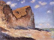 Cliffs near Pourville, Claude Monet