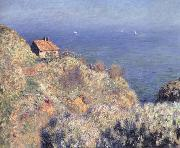 The Fisherman-s Hut at Varengeville, Claude Monet