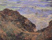 View over the Sea, Claude Monet