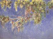 Wisteria, Claude Monet