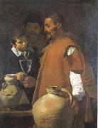 the water seller of Sevilla