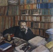Portrait of the man, Edgar Degas