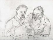 Notebook Sketches, Edgar Degas