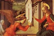 Fra Filippo Lippi The Annunciation oil painting reproduction