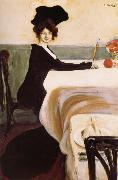 Leon Bakst The Supper oil painting reproduction
