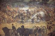 Paul Philippoteaux Cyclorama of Gettysburg oil painting reproduction