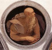 St John the Evangelist, Pontormo, Jacopo