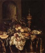 REMBRANDT Harmenszoon van Rijn Still Life oil painting reproduction