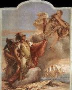 Venus Appearing to Aeneas on the Shores of Carthage, TIEPOLO, Giovanni Domenico