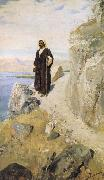 Vasily Polenov Returning to Galilee in the Power of the Spirit oil painting