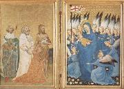The Wilton diptych