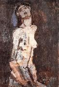 Nude, Amedeo Modigliani