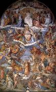 CORNELIUS, Peter The Last Judgment oil painting reproduction