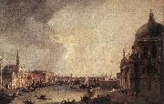 Looking East, Canaletto