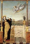 Carlo di Braccesco The Annunciation oil painting artist