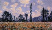 Field of Poppies, Claude Monet