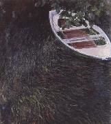 The Boat, Claude Monet
