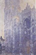 Rouen Cathedral in the Morning Sun, Claude Monet