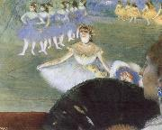The Star or Dancer on the Stage, Edgar Degas