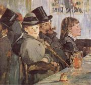At the Cafe, Edouard Manet