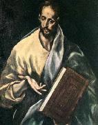 Apostle St James the Less, El Greco