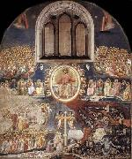 GIOTTO di Bondone Last Judgment oil painting reproduction