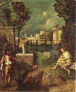 Giorgione Ovadret oil painting reproduction
