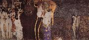 The Beethoven, Gustav Klimt