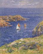 Ouessant,Clam Seas