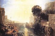 Dido Building Carthage, J.M.W. Turner