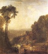 Crossing the Brook, J.M.W. Turner