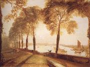 Morthake Terrace, J.M.W. Turner