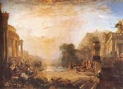The Decline of the cathaginian Empire, J.M.W. Turner