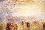 Arriving in Venice, J.M.W. Turner