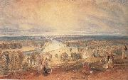 Richmond Hill, J.M.W. Turner