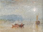 Scene on the Loire, J.M.W. Turner