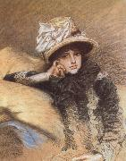 Berthe, James Tissot