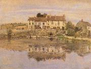 House on the Banks of the Oise